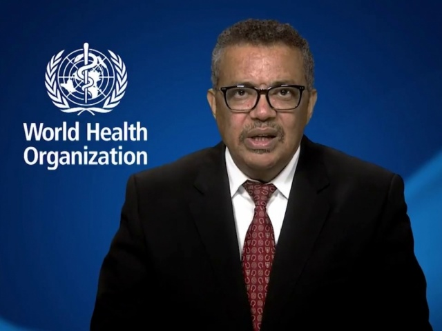 World Health Organization declares the coronavirus outbreak a global pandemic
