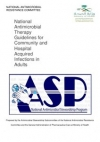 National Antimicrobial Therapy Guidelines for Community and Hospital Acquired Infections in Adults (2018)